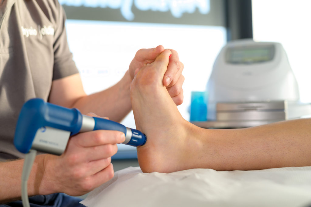 Shockwave Therapy, Tendon clinic